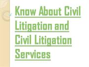 Best Civil Litigation Lawyers You Can Discover