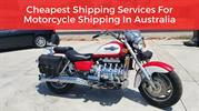 Best Shipping Services For Motorcycle Shipping- Will ship Internation
