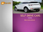 Self drive cars in Coimbatore |Self driving cars in Coimbatore