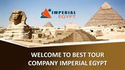 Welcome to Best Egyptian tour Company Imperial Egypt