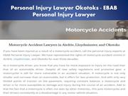 Airdrie Personal Injury Lawyer