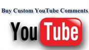 Buy Custom YouTube Comments to Get Rank to videos