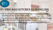 Top Kitchen Remodeling Contractor in Chicago