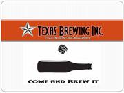 Home Beer Brewing Kit with High Quality Tools - Texas Brewing Inc