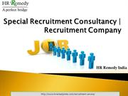 Recruitment Franchise | HR Remedy India