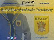 Embroidery Services in New Jersey