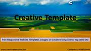 creative templatesFree Design templates – Creative Template