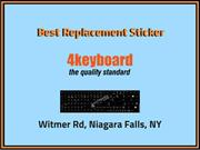 Buy Replacement Sticker from Royal Galaxy, USA