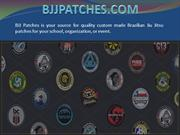 BJJ Patches Manufacturer | BJJPATCHES.COM