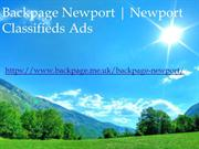 Backpage Newport | Newport Classifieds Ads