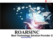 Best Technology Solution Provider Company