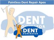 Paintless Dent Repair Apex NC