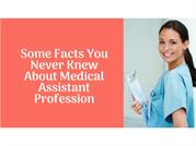Enroll Medical Assistant Profession through Medical School in Queens