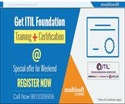Benefits of ITIL Certification- Multisoft Systems