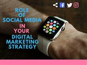 Role of Social Media in Your Digital Marketing Strategy