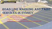 Road Line Marking and Paint Services in Sydney