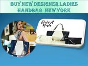 Buy New Designer ladies handbag – new york
