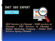 SEO Services in Chennai - SMO services in Chennai - PPC Services in Ch