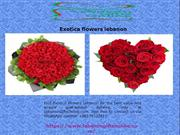 Online flowers delivery lebanon