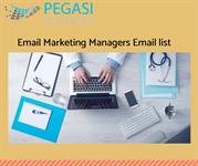 Email Marketing Managers Email list