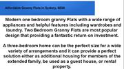 Affordable Granny Flats in Sydney, NSW