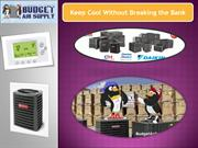 Keep Cool Without Breaking the Bank
