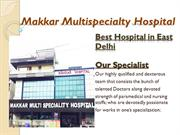 Makkar Multispecialty Hospital