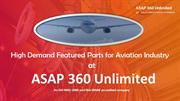 Get Featured Parts for Your Aviation Industry   ASAP 360 Unlimited