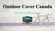 Bicycle Cover | Outdoor Covers Canada