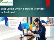 Financial Service Provider West Auckland