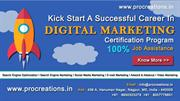 Best Digital Marketing Course Training in Nagpur with 100% Placements