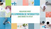 Reasons Why Ecommerce Websites Are Here To Stay