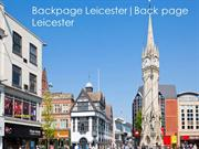 Backpage Leicester|Back page Leicester