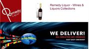 Remedy Liquor - Wines & Liquors Collections