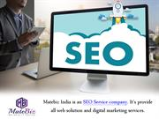 Matebiz India, one of the major SEO Company