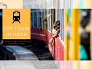5 Toy Trains In India