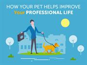 How Your Pet Makes Your Professional Life Better