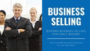 $120,000 Business SELLING for only$45,000!