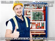 Skilled Residential Electrician in Naperville