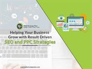 Helping Your Business Grow with Result Driven SEO and PPC Strategies