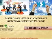 Manpower Supply | HR REMEDY INDIA