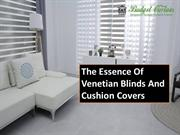 Roller Blinds And Cushion Covers    Singapore Curtain Shop