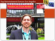Top Entertainment Lawyer Los Angeles