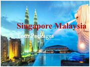 Malaysia Singapore Tour Packages