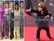 The Most Glamorous Jewelry on the 2018 Emmys Red Carpet