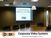 Where to Choose Best Audio Visual Services