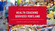 Health Coaching Services in Portland