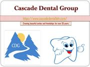 Dentists in Utah County-Get Quality Treatment