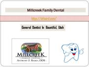 Family Dentist in Bountiful -Millcreek Family Dental