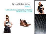 Aaron lal || Best Clothing site owner